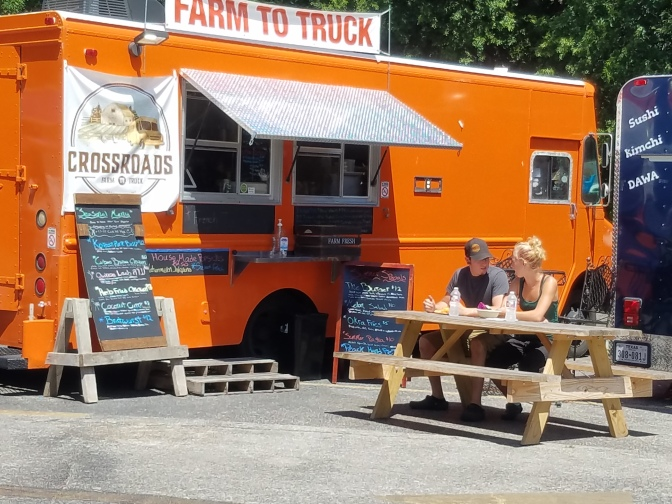 Interview with Crossroads Farm to Truck in Austin, Texas