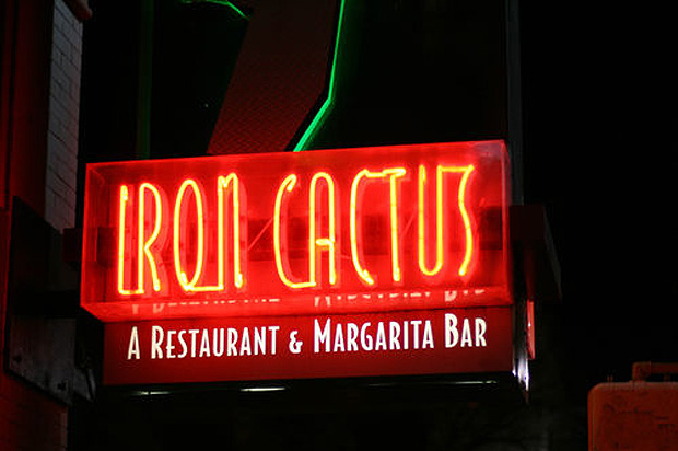 Is the iron still hot at Iron Cactus??