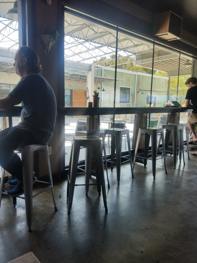 Coffee Shops with Standing Desks in Austin