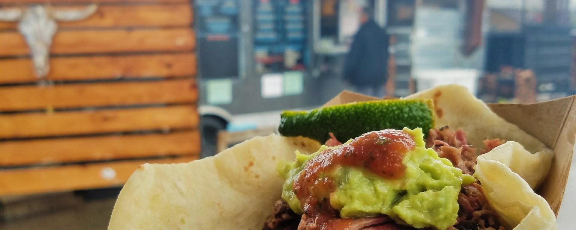 Top Five Food Trucks in Austin